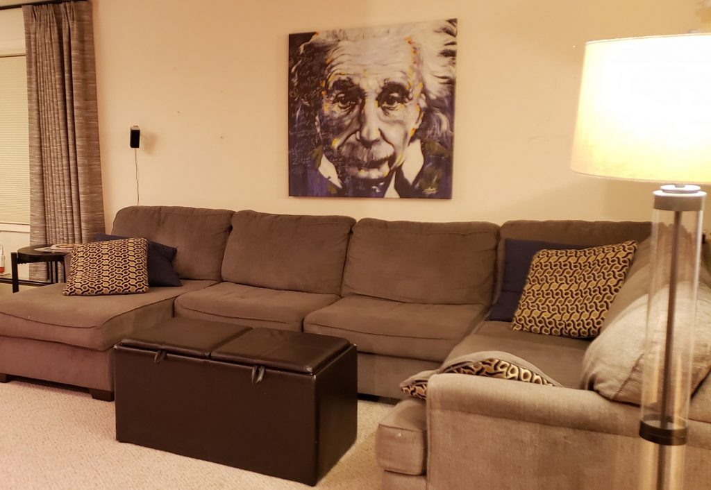 Easy Redecorating Tips Room Before