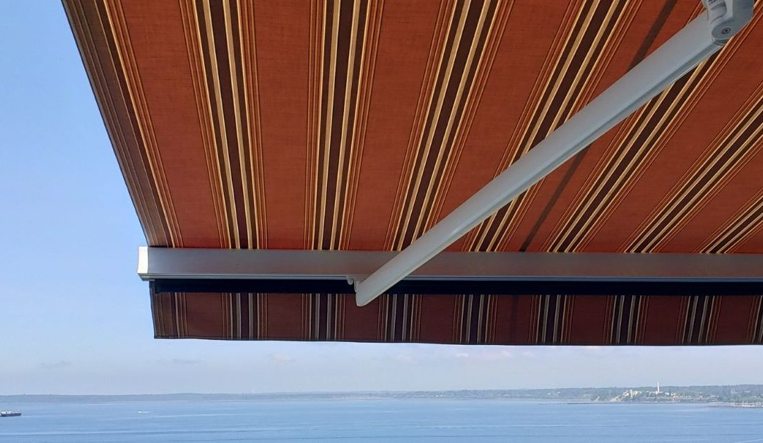 South Hill Awning — Vicki Marvin